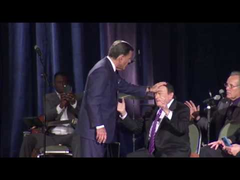 "Kenneth Copeland has a word from God for Morris Cerullo ""You haven't seen anything yet!"""