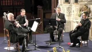 Quatuor Issy-Paris - Danse rituelle du Feu de l