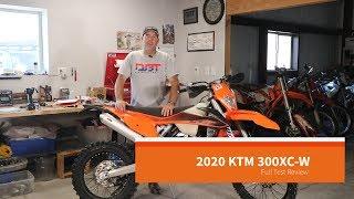 2020 KTM 300 XC-W Full Test
