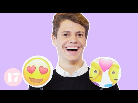 Jace Norman Tells His Most Embarrassing Stories With Emojis