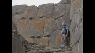 Search For The Ancient Megalithic Stone Quarry Of Ollantaytambo In Peru