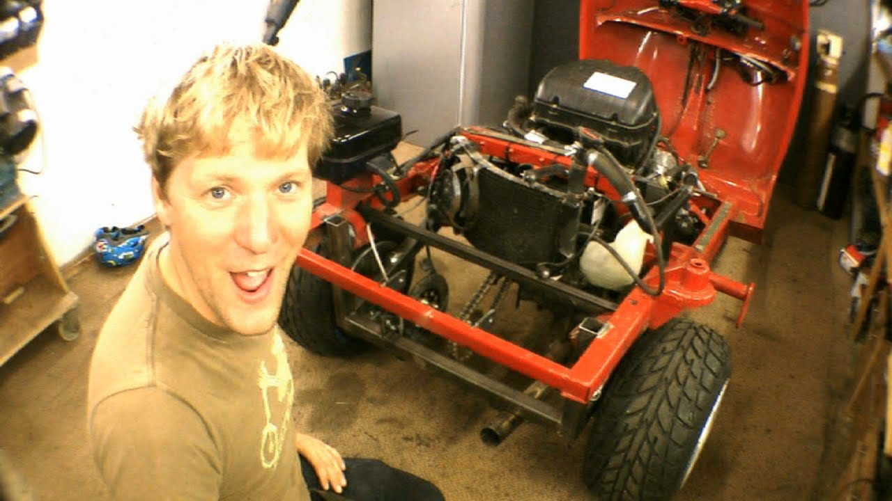 Squeezing A 600cc Engine In To A Tuk Tuk Far Cry 4 Youtube