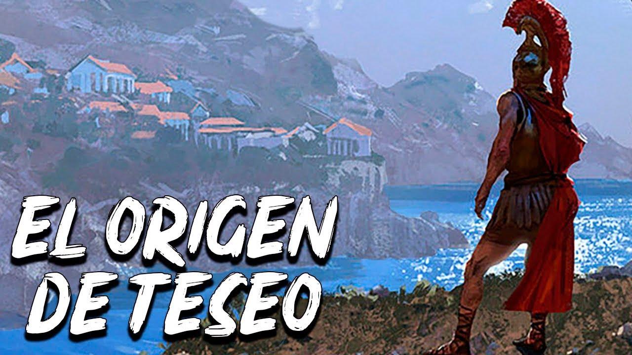 El Origen de Teseo Parte 1/3 - Mitología Griega - Mira la Historia
