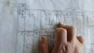 Как работать с проектом электроосвещения
