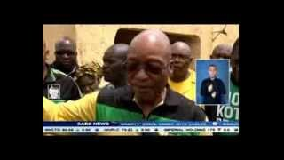 Jacob Zuma visits Soshanguve and Mabopane