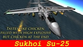 ksp sukhoi su 25 frogfoot сухой су 25 грач real plane b9 aerospace bd armory