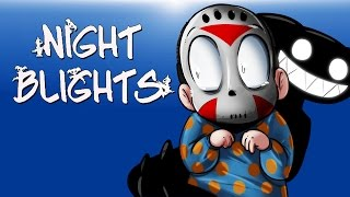 night blights ep 2 monsters in the toilet eating all my toys