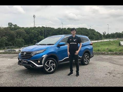 Machi新车介绍:2018 Toyota Rush(5)