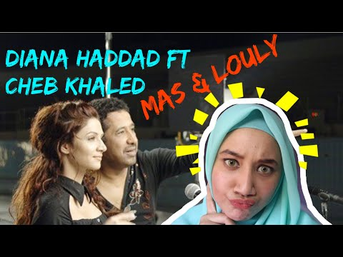 Diana Haddad & Khaled - Mas & Louly | INDONESIA REACTION