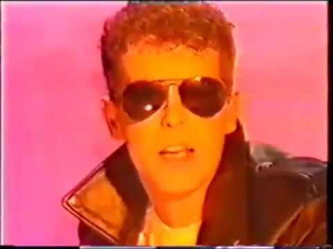 Pet Shop Boys   Always On My Mind Original 1987 Video