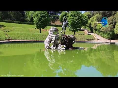 Italy, Florence - Boboli Gardens (Palazzo Pitti)