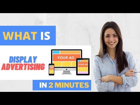 Display Advertising : What is Display Advertising   Display Ads in hindi
