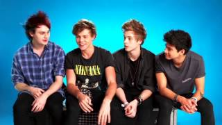 5 Seconds Of Summer Long Way Home Track By Track