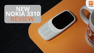 Nokia 3310 Review: Should you buy it in India?