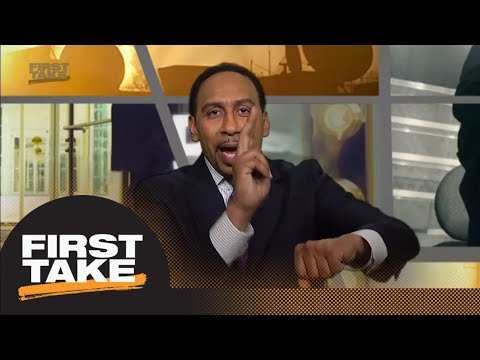 Stephen A. Smith says Damian Lillard should demand a trade | Final Take | First Take | ESPN