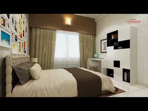 Brigade 7 Gardens: Luxury Apartments In Banashankari, Bangalore For Sale