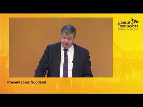 Alistair Carmichael MP Speech to Liberal Democrat Autumn Conference 2014