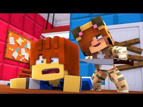 Minecraft Daycare -  GONE CRAZY !? (Minecraft Roleplay)