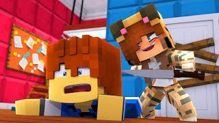 Minecraft Daycare -  GONE CRAZY !? (Minecraft Roleplay)