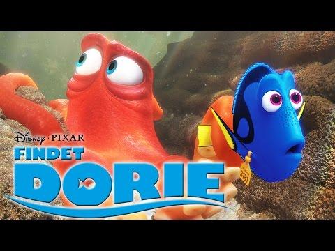 FINDET DORIE - Offizieller Trailer (deutsch | german) - Disney HD