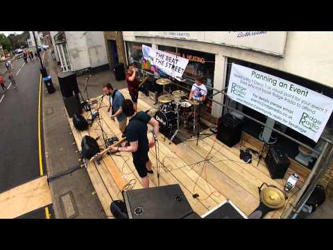 Chisel Beeches Live at Caterham Street festival