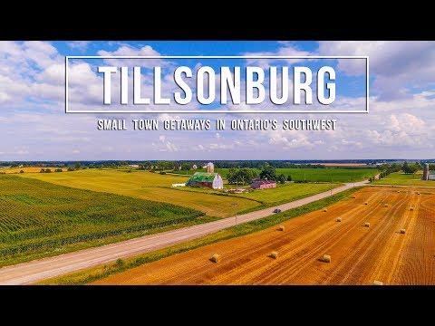 WEEKEND ITINERARY In TILLSONBURG, ONTARIO!
