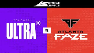 Winners Round 2 | @Toronto Ultra vs @Atlanta FaZe | Stage II Major Tournament | Day 3