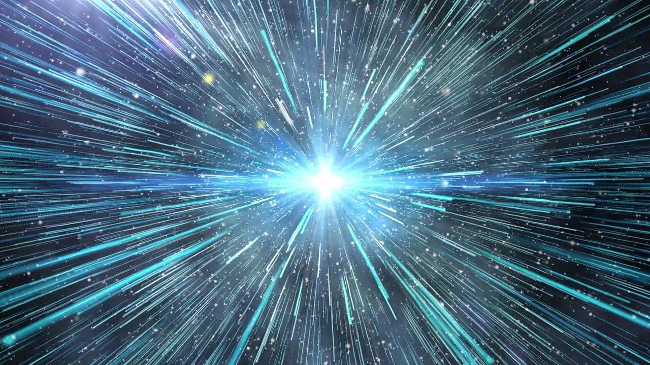 Big Bang Blank Aniamtion - Free Overlay Stock Footage -2171