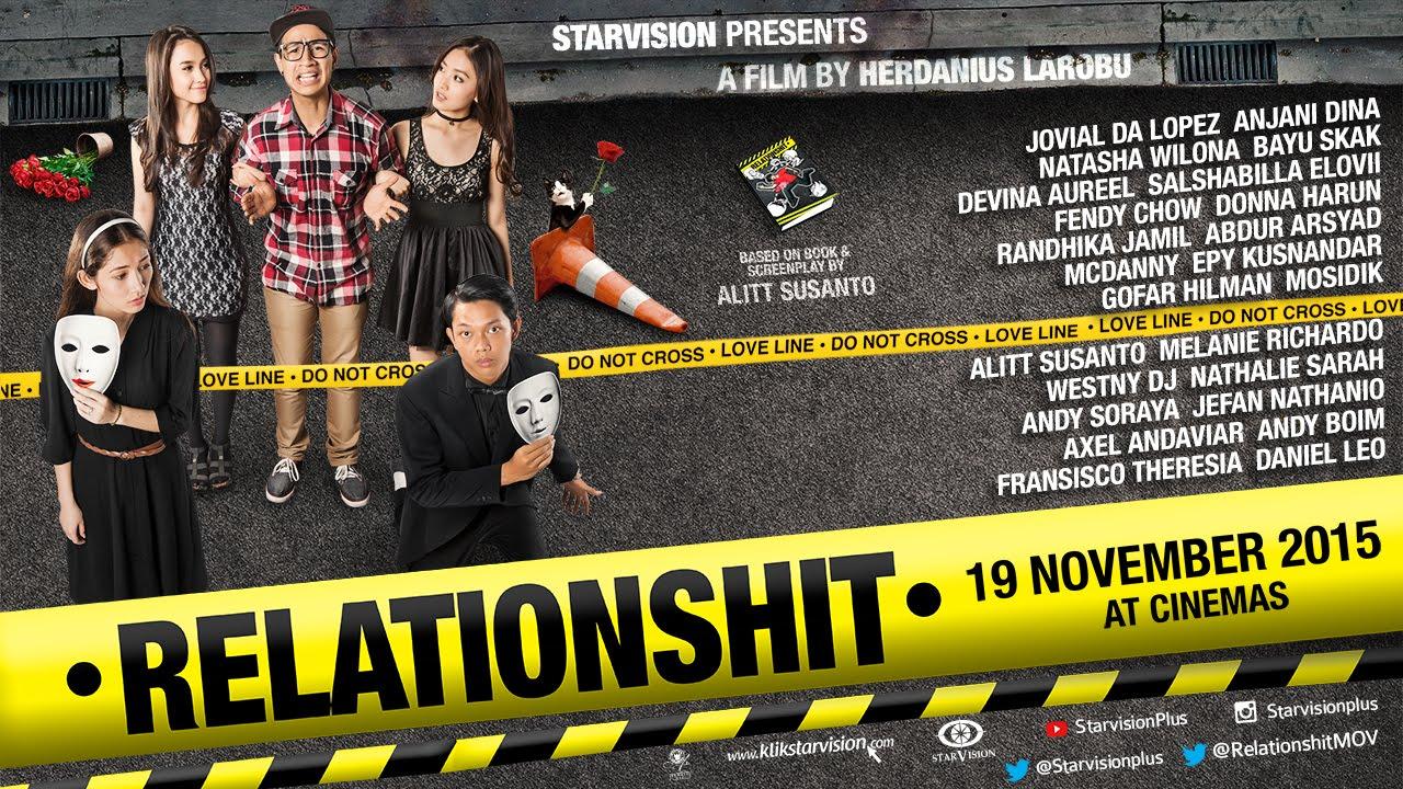 Relationshit Rilis Trailer Kocak News & Entertainment