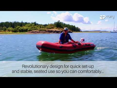 EP Carry - Electric outboard motor for your dinghy on