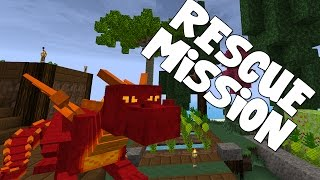Minecraft - Attack Of The B Team - Rescue Mission!! [27]