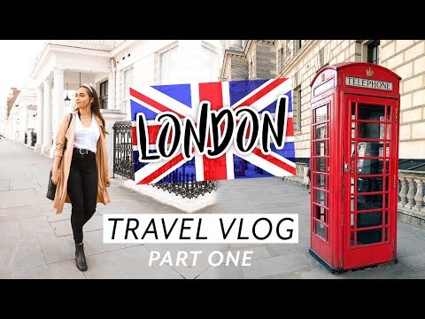 FUN THINGS TO DO IN LONDON // TRAVEL VLOG ♡