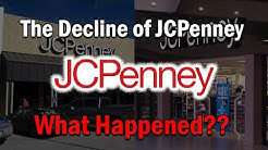 The Decline of JCPenney.What Happened?