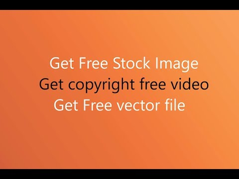 How to get Free stock image | Video for your website and Design