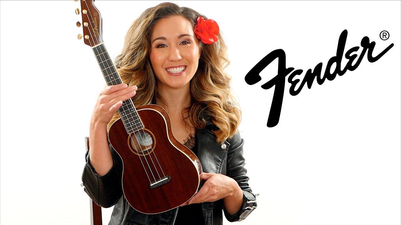 Grace Vanderwaal Ukulele : grace vanderwaal fender signature ukulele worth the hype youtube ~ Vivirlamusica.com Haus und Dekorationen