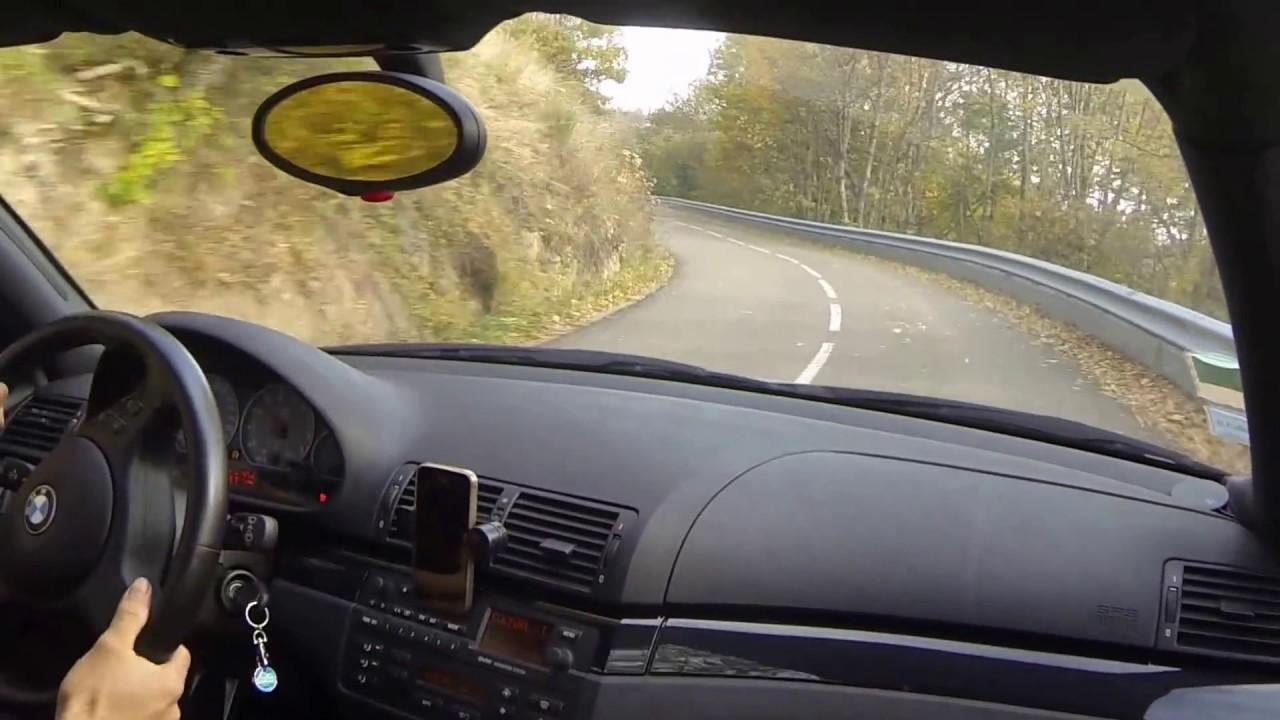 BMW M3 E46 montagne / drift