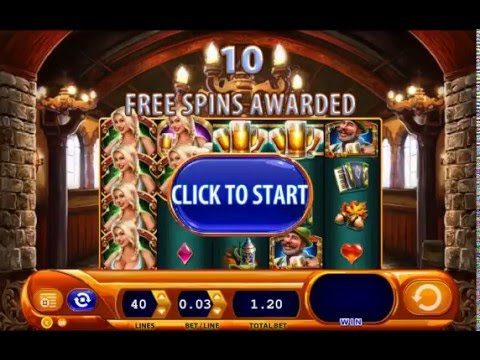 bier haus slot machine bonus youtube. Black Bedroom Furniture Sets. Home Design Ideas