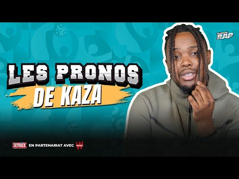 Youtube: «Angleterre ils y sont à l'Euro?» 😅#LesPronos de Kaza pour l'Euro 2020 ⚽
