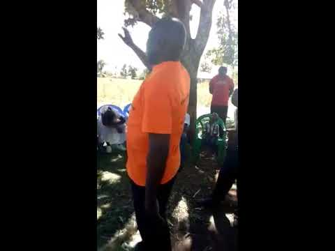 Haron Praying for Precious Children Western Kenya