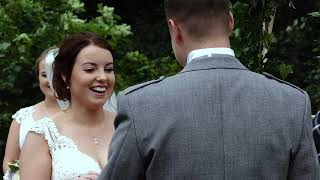 Laura & Lewis Manson Wedding Highlights    by Struie Media Productions