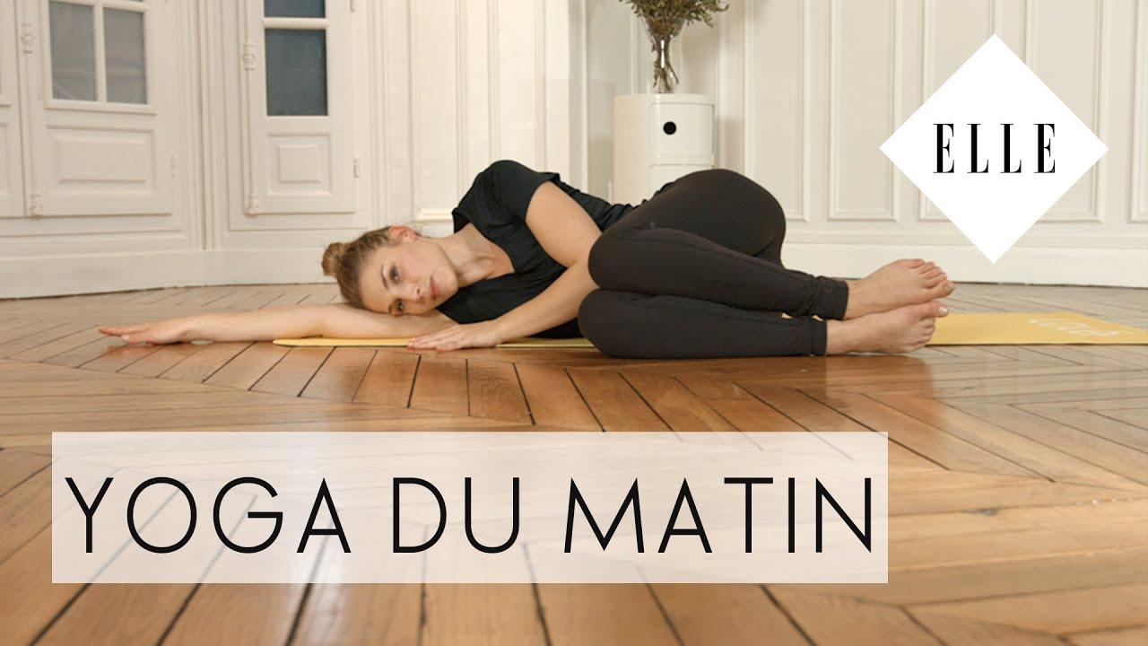 Download Cours de Yoga du matin I ELLE Yoga