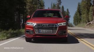 видео Ауди Q5 2017 года - новая модель, фото и цена