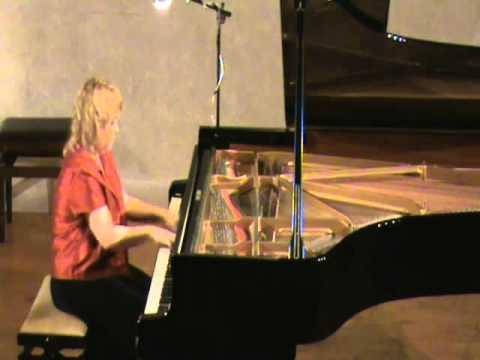 Schumann: Romance op. 28 no.1 ,Michal Tal-piano
