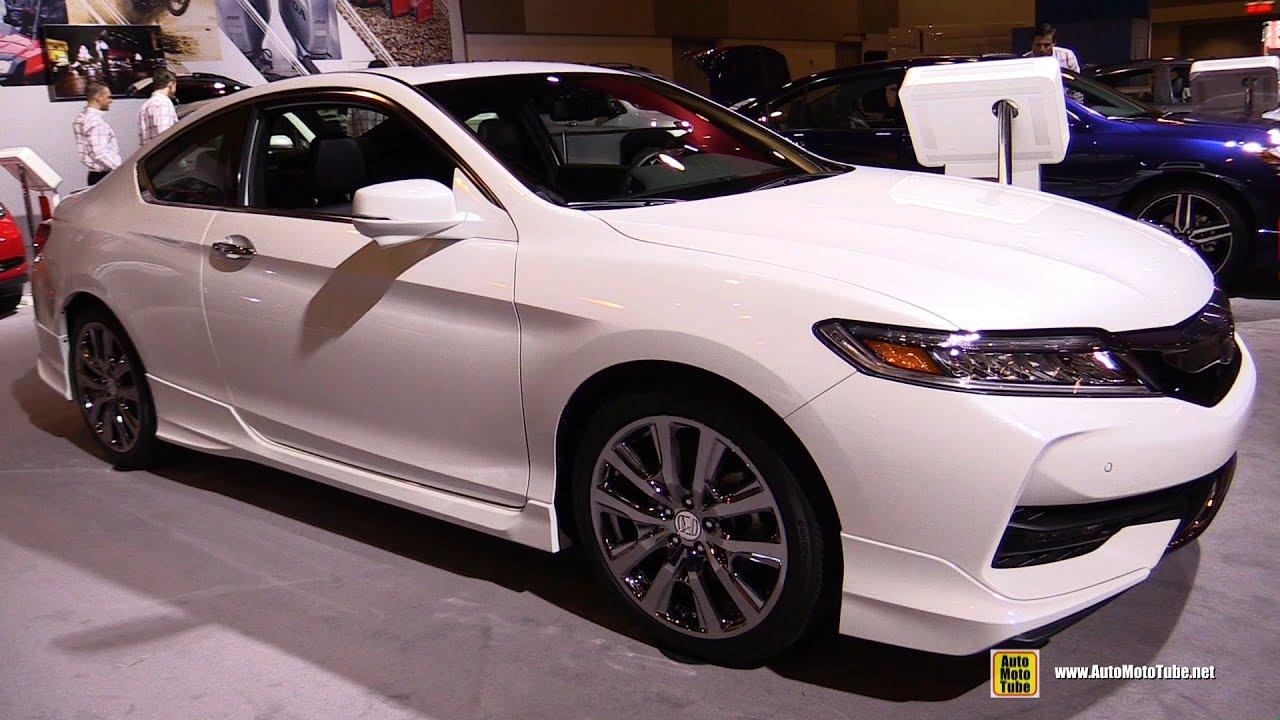honda accord touring  coupe exterior interior walkaround  ottawa gatineau auto