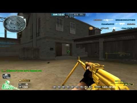 The Finalshot Review - RPK Gold [CF]