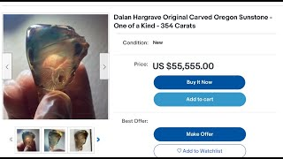 Poly Metric Concave Faceting with Dalan Hargrave