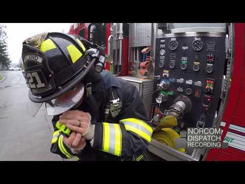 Firefighter Radio Communication