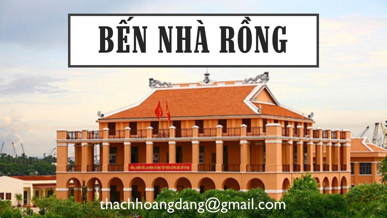 Tham quan bảo tàng Hồ Chí Minh (Bến Nhà Rồng)