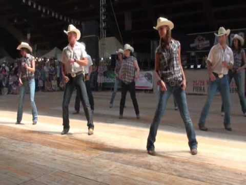 West Party line dance - WILD COUNTRY - Voghera Country ...
