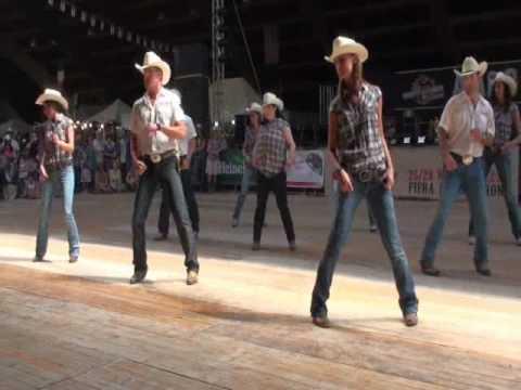 West Party Line Dance